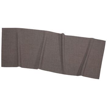 Textil Uni TREND Laitufer grafiet 50x140cm