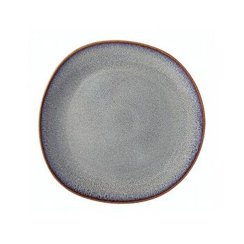 Lave Beige eetbord, beige, 28 x 28 x 2,7 cm