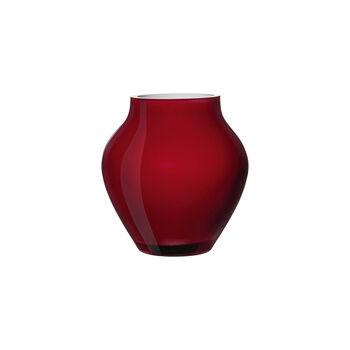 Mini-vase décoratif Oronda deep cherry