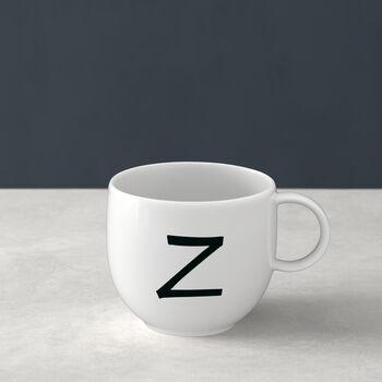 Mug Letters Z 13x10x8cm