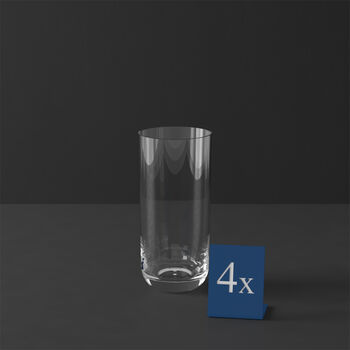 La Divina Longdrink Beker, Set 4-dlg 149mm
