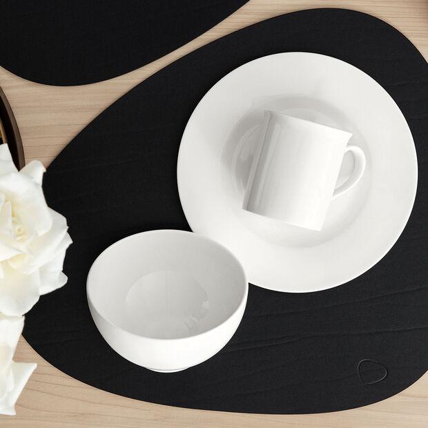 Twist White ontbijtset voor twee personen 6-delig, , large