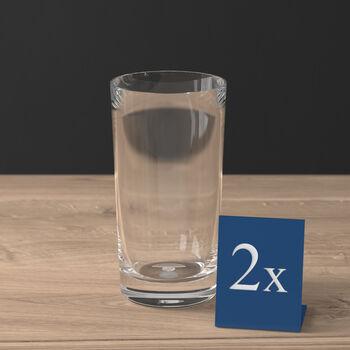 Purismo Bar cocktail-/waterglas set van 2