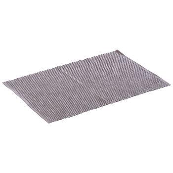 Textil News Placemat Breeze 21 grijs 35x50cm
