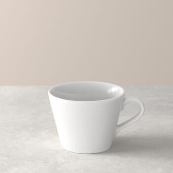 Organic White Koffiekop 12 x 9,5 x 7cm