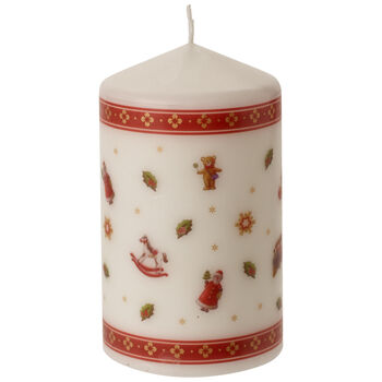Winter Specials Kaars Gifts Toys M 7x12cm