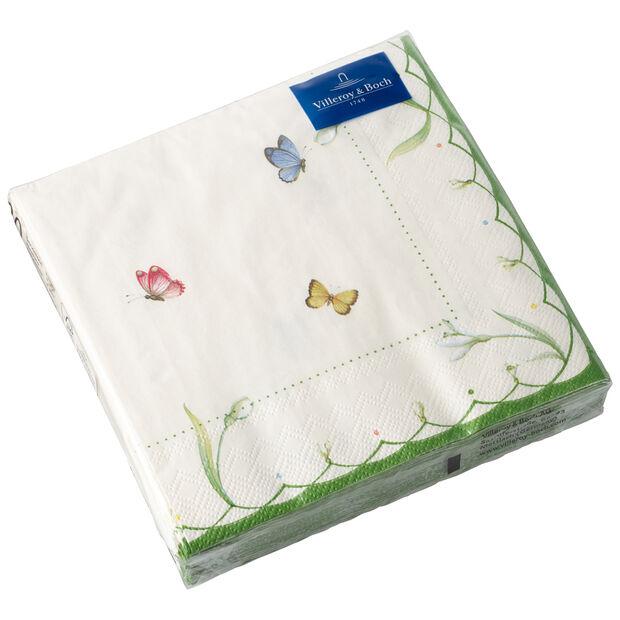 Papieren servetten Colourful Spring, 20 stuks, 25 x 25 cm, , large