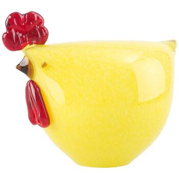 Special offer Hoen geel 17x15cm