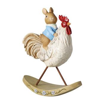 Spring Fantasy Accessories Bunny Tales balançoire 25,3x10x31cm