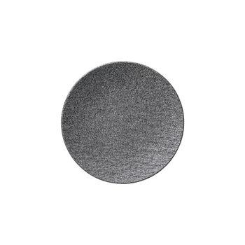 Manufacture Rock Granit assiette à pain, 15,5cm, grise