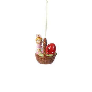 Bunny Tales ornament-mand Anna
