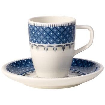 Casale Blu mokka-/espresso-set 2-delig
