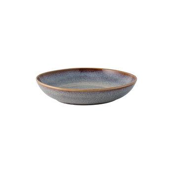 Lave Beige kleine platte schaal, beige, 22 x 21 x 4,2 cm