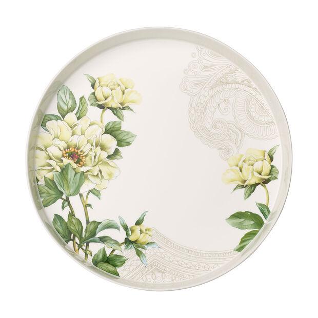 Quinsai Garden Gifts Coupe à servir / décorative 33x33x4cm, , large