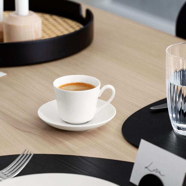 Twist White mokka-/espressokopje, , large