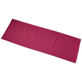 Textil Uni TREND Tafelloper Red Plum 50x140cm
