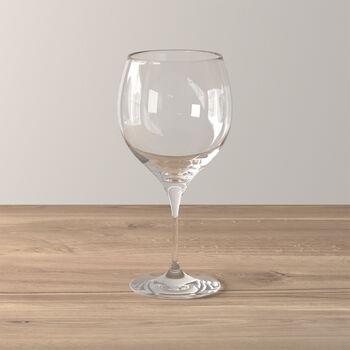 Maxima rode wijnglas