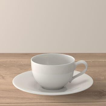 New Cottage Basic koffiekop met schotel 2-delig