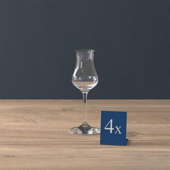 Ensemble de verres à schnaps Entrée 4pcs