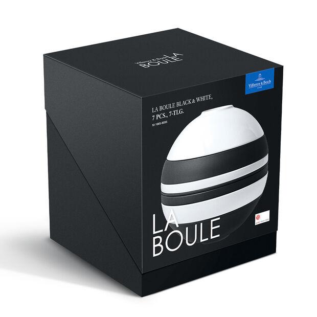 Iconic La Boule black & white, zwart-wit, , large