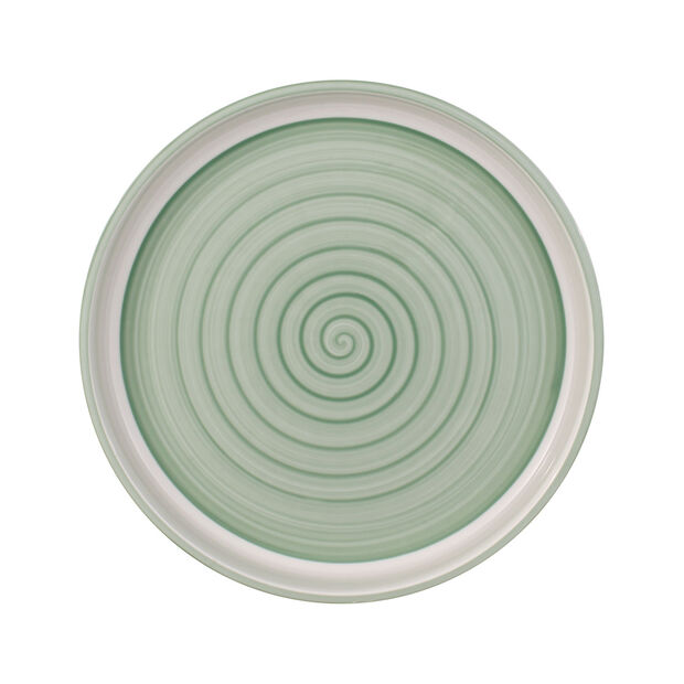 Clever Cooking Green plat rond 30cm, , large
