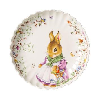 Spring Fantasy grand plat creux Emma, 30cm, multicolore