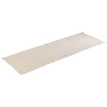 Textil News Runner Breeze 29sand / ecru 50x140cm