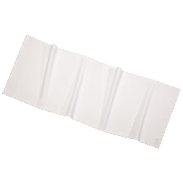 Textil Uni TREND Runner ecru 50x140cm, , large