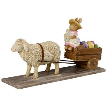 Spring Fantasy Accessories Anna avec mouton 28,7x8x15,5cm
