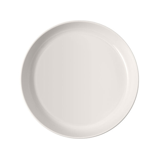 Iconic coupe plate, blanche, 24x4cm, 1,1l, , large