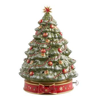 Toy's Delight kerstboom met speeldoos
