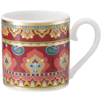 Samarkand Rubin tasse à moka/expresso