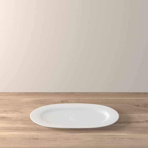Royal plat ovale 34cm, , large