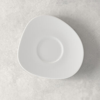 Organic White Koffieschotel 17,5 x 16 x 2cm