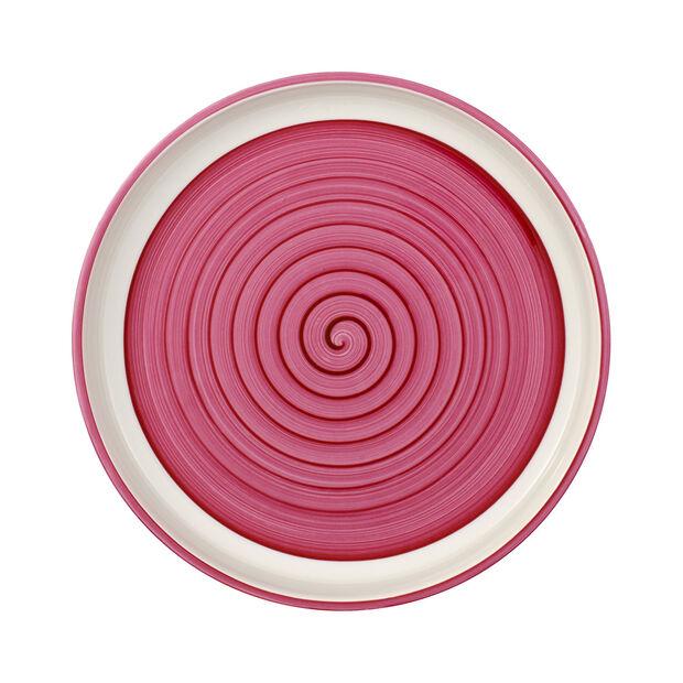 Clever Cooking Pink ronde serveerschaal 30 cm, , large