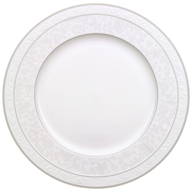 Gray Pearl plat rond, plat, , large