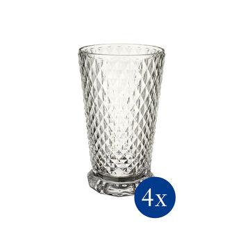 Boston Flare longdrinkglas, 4 stuks