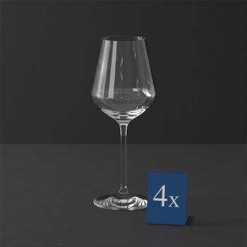 La Divina witte wijnglas, set 4-delig227mm