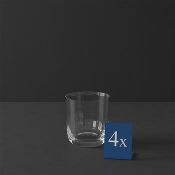 La Divina Whiskybeker Set 4-dlg. 94mm