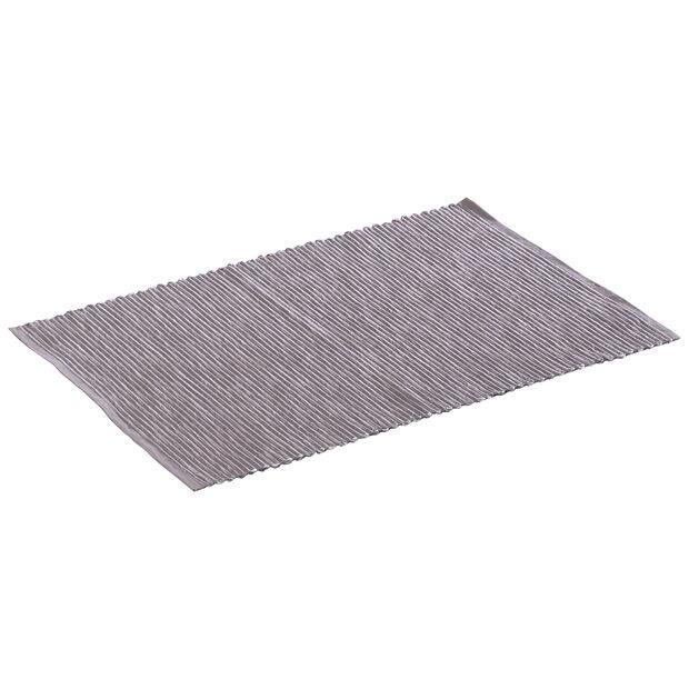 Textil News Breeze set de table gris 35x50cm, , large
