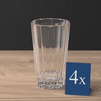 Opéra longdrinkglas set van 4