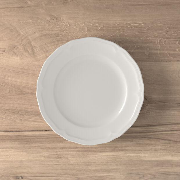 Manoir assiette à dessert, , large