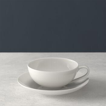 For Me tasse à thé avec sous-tasse, ensemble de 2pièces
