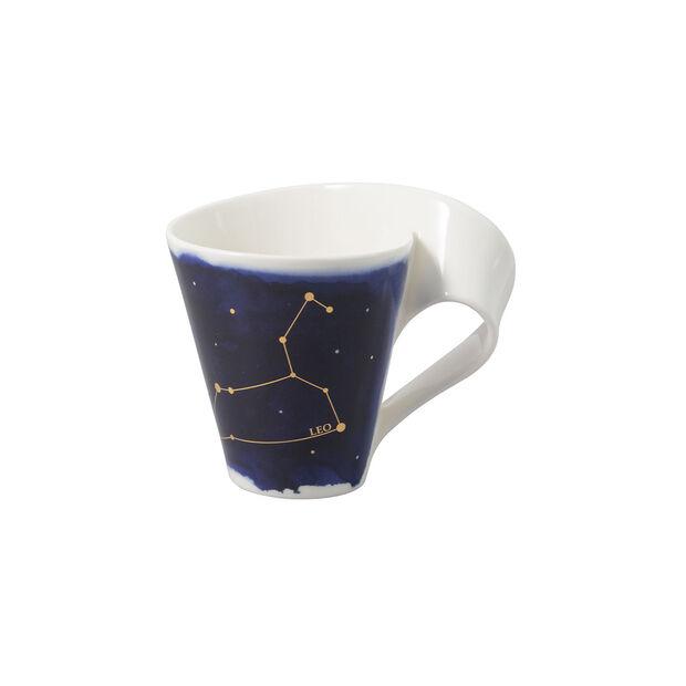 NewWave Stars beker Leeuw, 300 ml, blauw/wit, , large