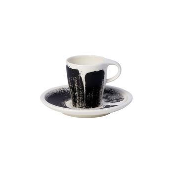 Coffee Passion Awake Espressokopje met schotel 2dlg.