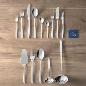 Set complet de couverts de table 113pièces SoftWave