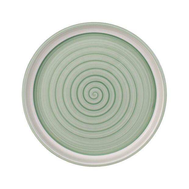 Clever Cooking Green ronde serveerschaal 30 cm, , large
