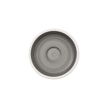 Manufacture gris sous-tasse à moka/expresso