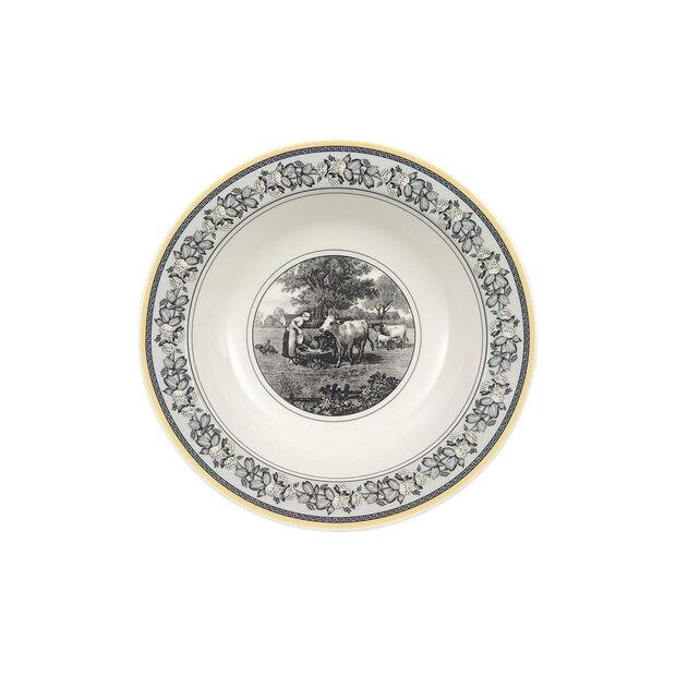 Audun Ferme Assiette calotte, , large