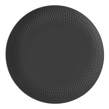 Manufacture Collier schaal, zwart